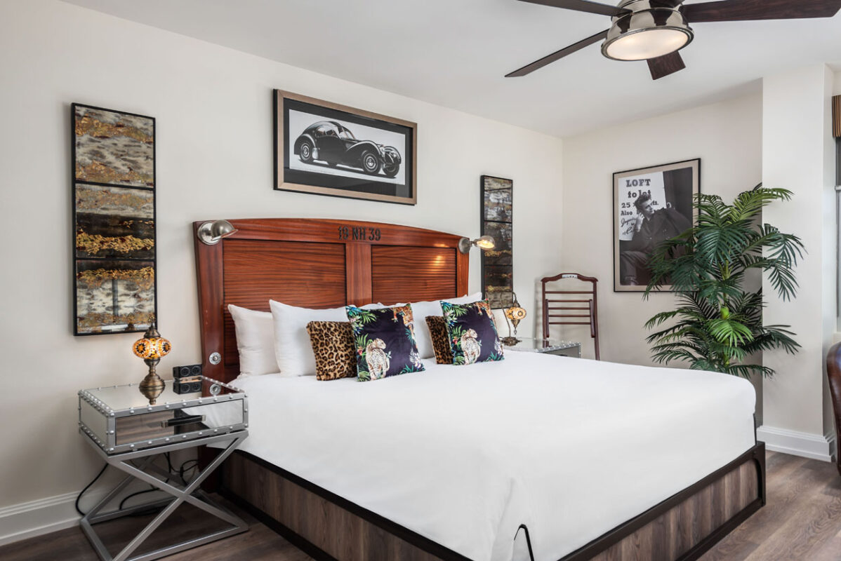1 Bed Room National Hotel Miami Beach