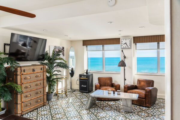 Penthouse at the National Hotel Miami Beach